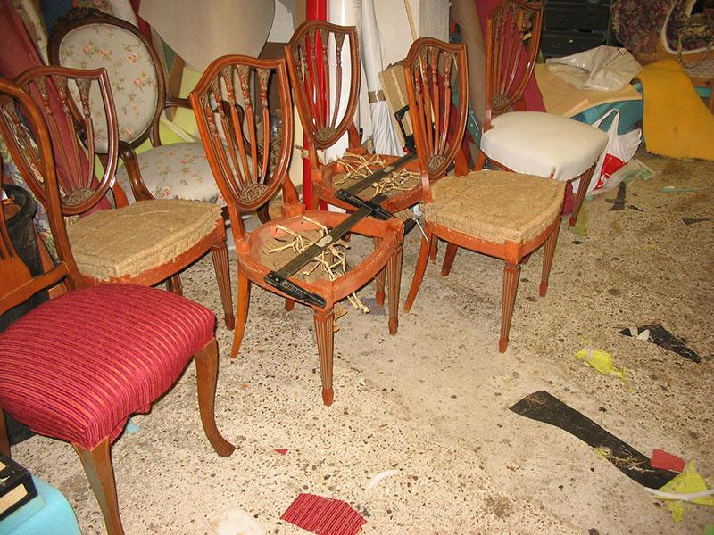Tapizado de sillas valladolid - Tapicerias en valladolid ...